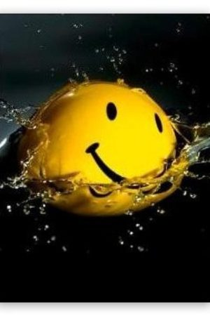 Smiley in Water for android