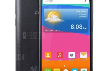 Cubote Note S smartphone